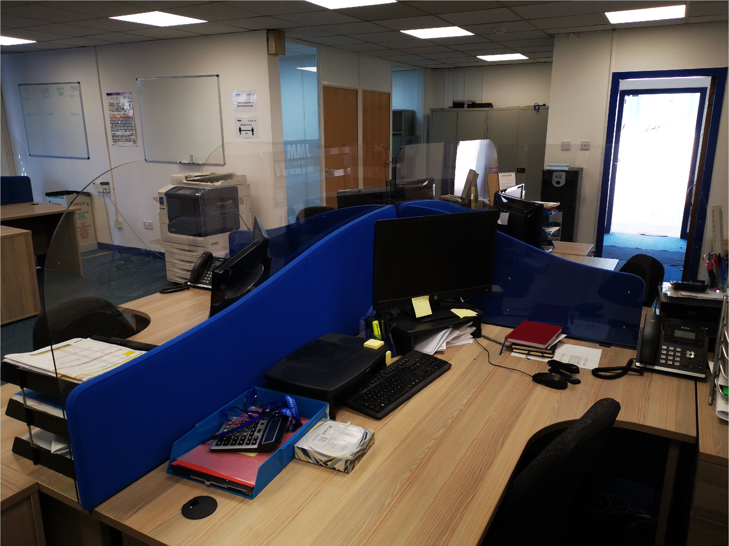 Office Protection Screen 2